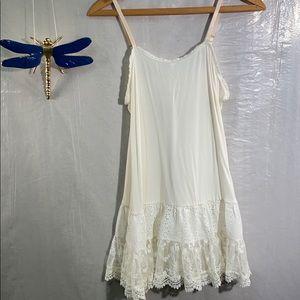 Matilda Jane tunic tank lace